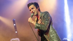 ¡The Killers se lució en el Lollapalooza!