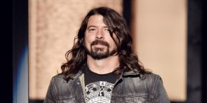 Foo Fighters llegó a la Argentina y Dave Grohl ya hizo de las suyas