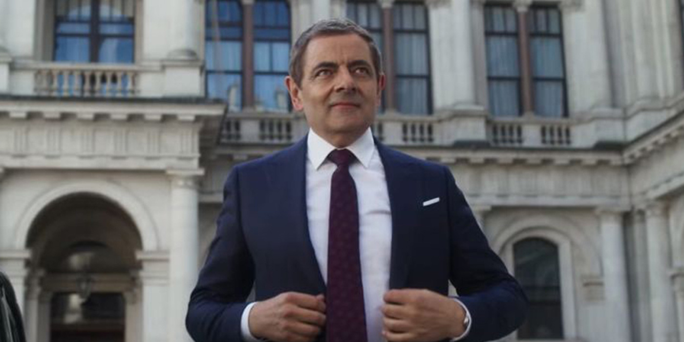 Aguante todo: Johnny English está de vuelta