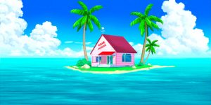 """La casa del Maestro Roshi """"aparece"""" en Google Maps"""