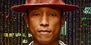 La colaboración menos pensada de Pharrell Williams