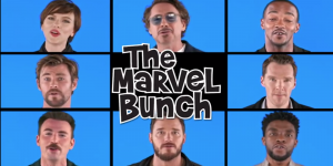 "Los actores de ""Avengers: Infinity War"" protagonizaron el musical ""The Marvel Brunch"""