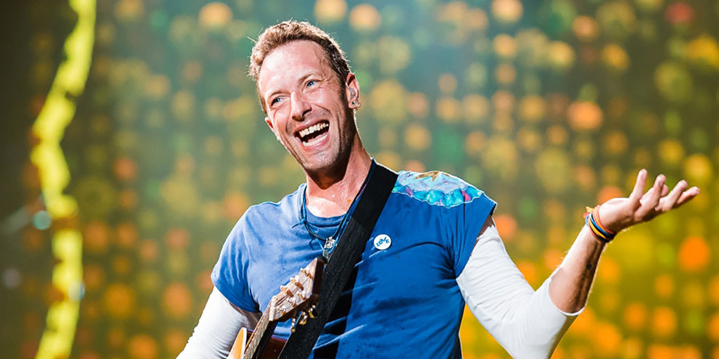 CONFIRMADO: Chris Martin ya está planeando el Global Citizen en Buenos Aires