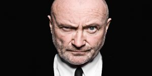 Phil Collins reapareció en un evento y se lo vio muy desmejorado