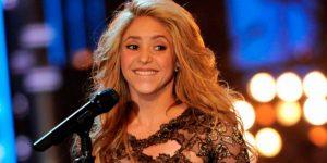 La flexibidad corporal de Shakira es cosa seria