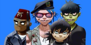 'Hollywood', lo nuevo de Gorillaz y Snoop Dogg