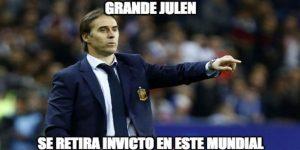 Los espectaculares memes de la salida de Lopetegui de la selección de España
