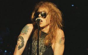 Guns N' Roses compartió el demo de uno de sus hits