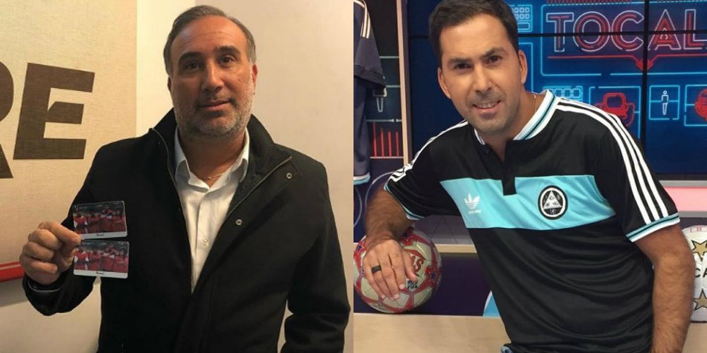 Pelea (viral) a muerte entre Martín Arévalo y Gabriel Anello