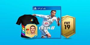 Cristiano a la Juventus: ¿Qué pasará con la portada del FIFA 19?