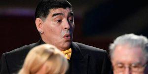 Está chequeado: un fanático de Maradona lo lleva en el pelo