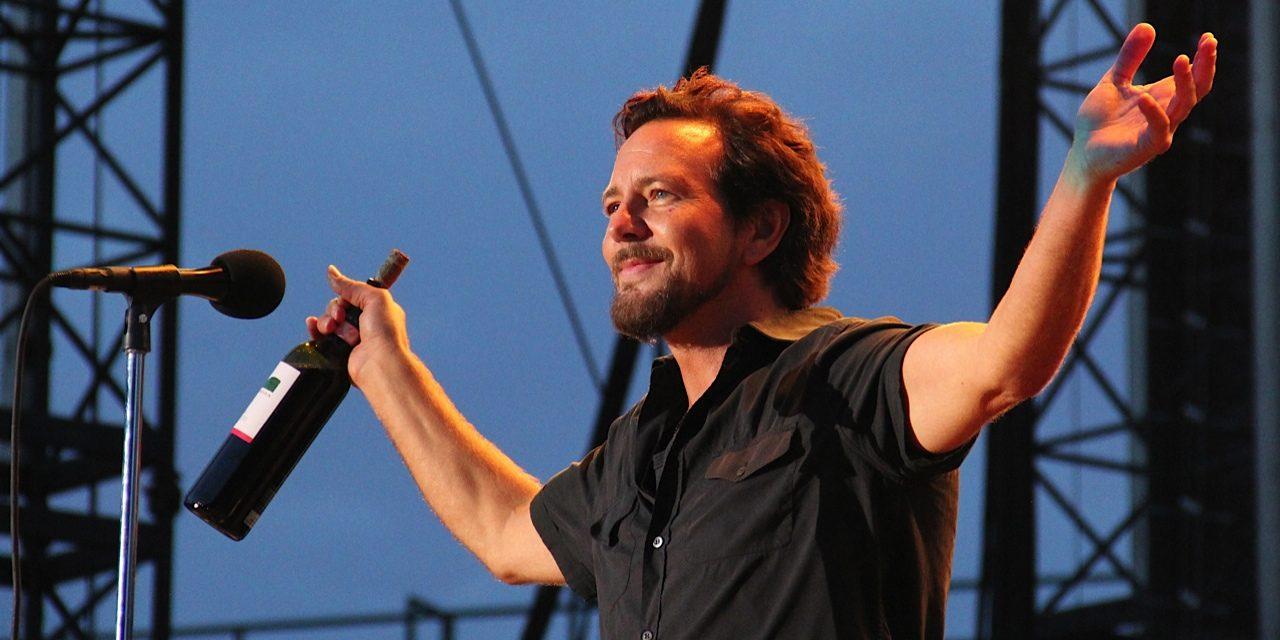 Pearl Jam lanzó su vino