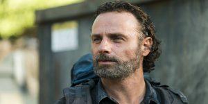 """El insólito pedido de """"Rick Grimes"""", antes de morir en The Walking Dead"""