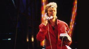 Escuchá una versión inédita de Zeroes de Bowie