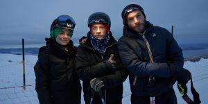 La mejor propuesta del invierno: ¡Se realizó el primer Movistar Ski Day & Night!