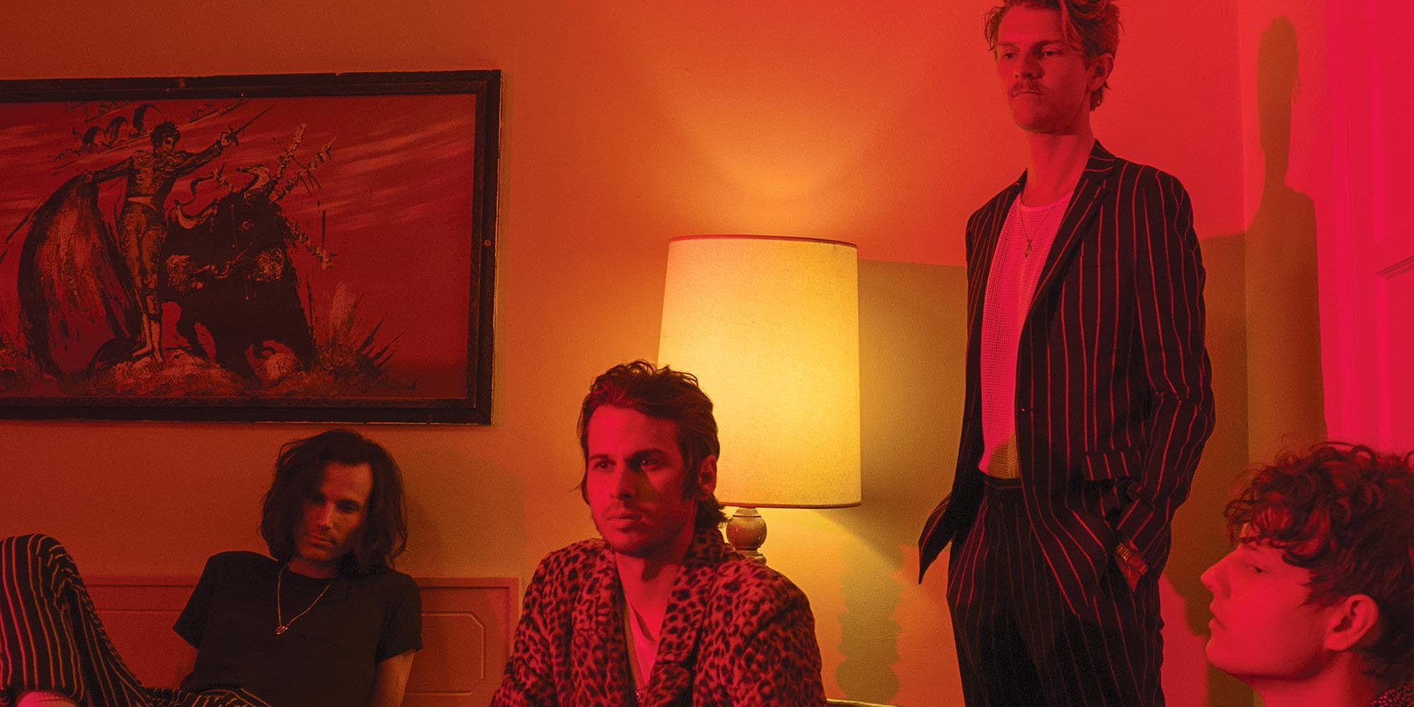 ¡Foster The People vuelve a Argentina!