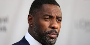 Idris Elba coqueteó con un mítico personaje