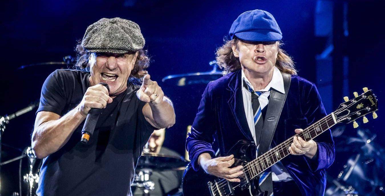 ¿Brian Johnson vuelve a AC/DC?