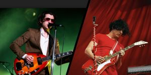 ¡Arctic Monkeys rockea The White Stripes!