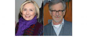 Hilary Clinton y Steven Spielberg trabajan juntos en una nueva serie