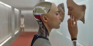 Se viene la primera película con un robot como protagonista