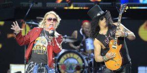 Slash habló del futuro de Guns N' Roses haciéndole un guiño a todos los fanáticos