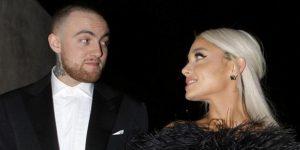El conmovedor gesto de Ariana Grande tras la muerte de su ex pareja, Mac Miller
