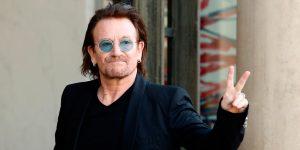 Bono apoyó a Mauricio Macri