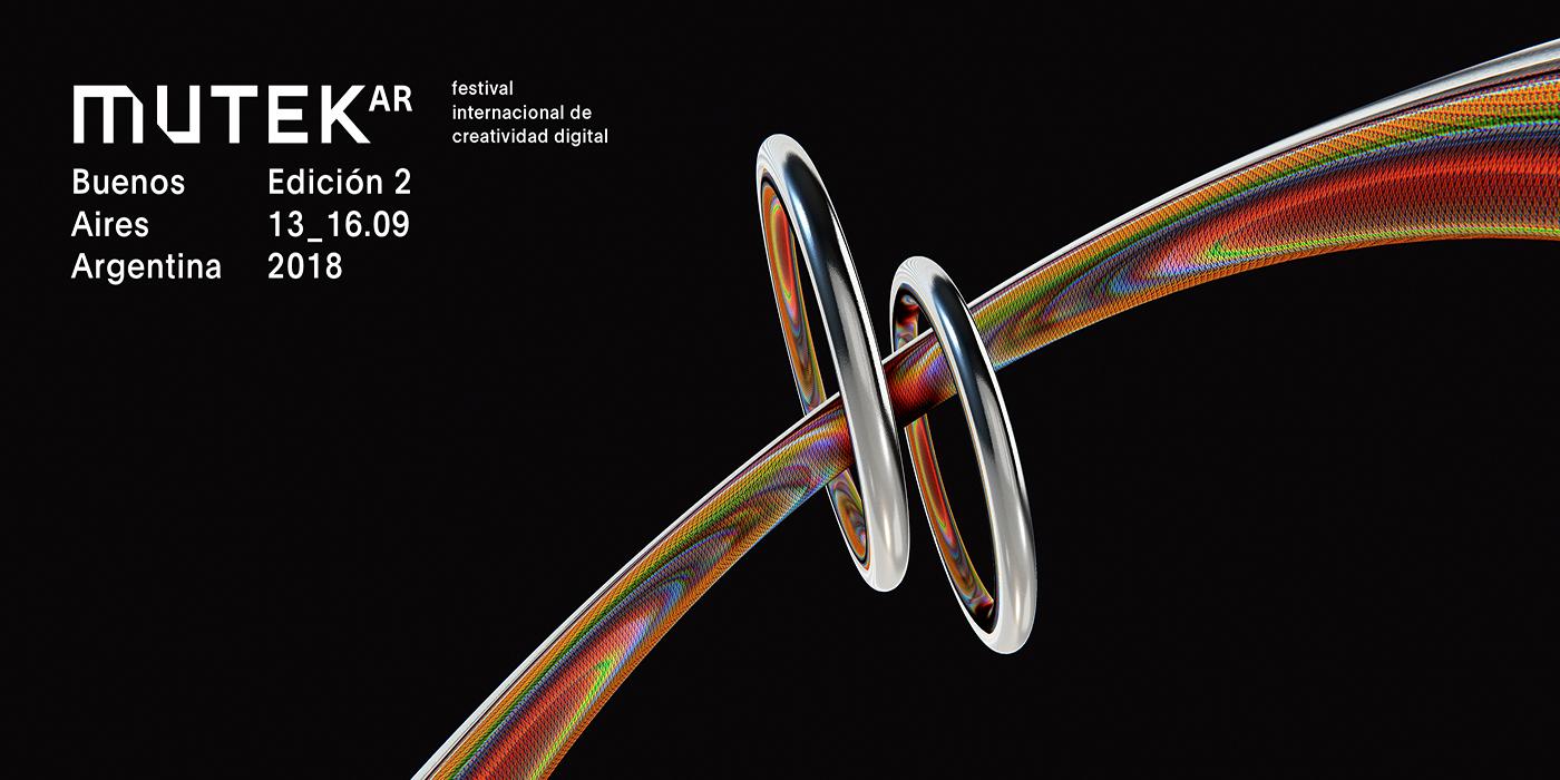 El festival internacional digital 'Mutek' regresa a Buenos Aires