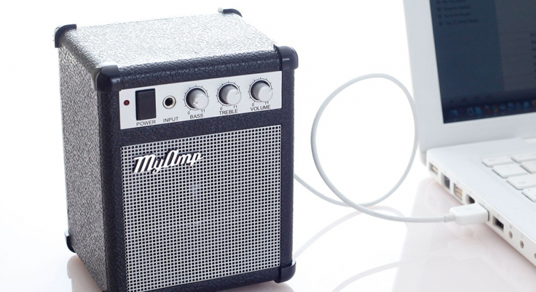 My Amp: Parlante