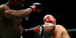 Un luchador de UFC protagonizó el nocaut del año