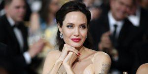 Angelina Jolie cambió el look para su próxima película y luce irreconocible