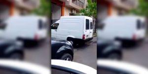 El video que comprueba lo mal que estacionan los argentinos