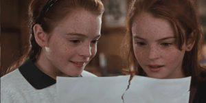"""Es 11 de octubre… y cumplen """"Annie y Hallie"""": ¿Qué es de la vida de Lindsay Lohan?"""