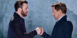 """El genial e inesperado mensaje con el que Robert Downey Jr se despidió de """"Capitán América"""""""