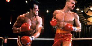 Stallone publicó una foto retro de Ivan Drago