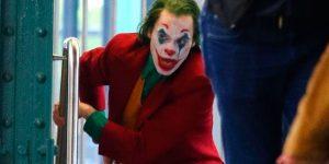 Joaquin Phoenix metió miedo en el metro de Nueva York