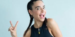 La tía de Maluma debutó como cantante