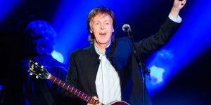 Paul McCartney cometió un (imperdonable) error en Estados Unidos