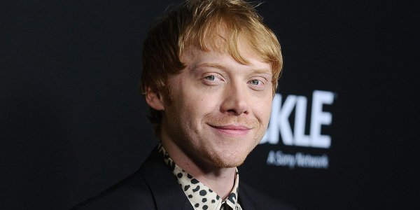 El actor Rupert Grint, Ron en Harry Potter, será papá