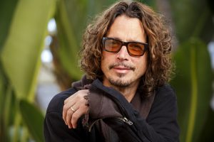 Chris Cornell, inmortalizado