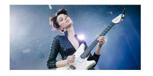 La mujeres ahora son el 50% de los nuevos guitarristas