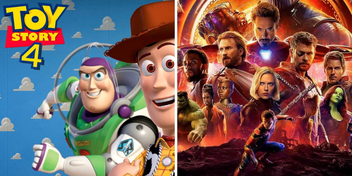 Tim Allen comparó a Toy Story 4 con Avengers: Infinity War