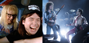 La referencia de la película de Queen a Wayne's World