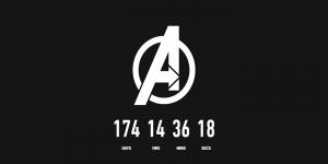 ¡Se activó el reloj y comenzó la cuenta regresiva para el estreno de Avengers 4!