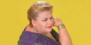 Increíble: Paquita la del Barrio se durmió en plena entrevista