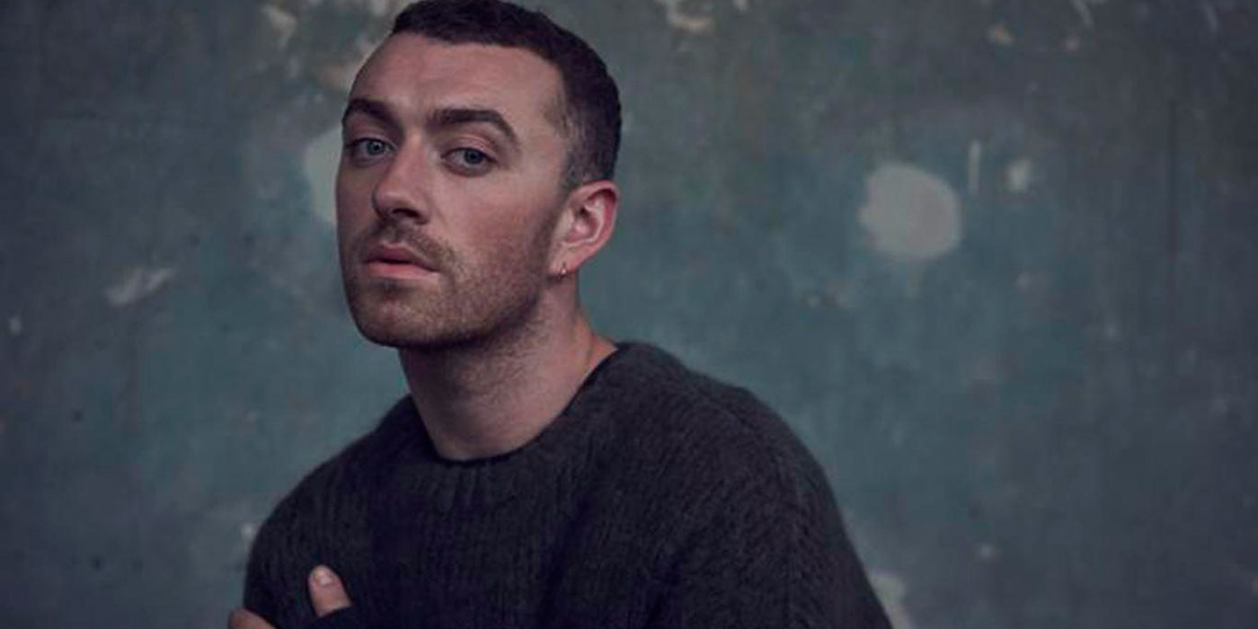 Sam Smith bailó en tacos (y la rompió)