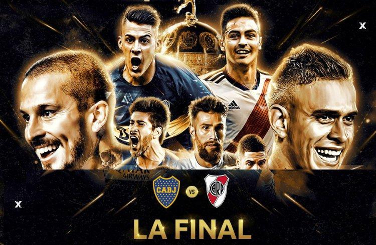 Viaje al futuro: ¡vivimos de antemano los posibles resultados de la 1ra final de la Libertadores!