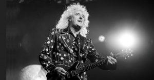 Brian May lanza su primer single en 20 años desde el centro de control de la NASA