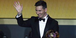 Impactante: Así es el nuevo avión de Lionel Messi